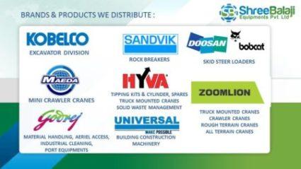 Most versatile product line….