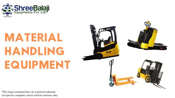 Exploring The Best For The Proper Material Handling Equipment